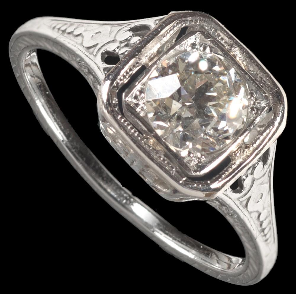 Stone Diamond Ring Nz